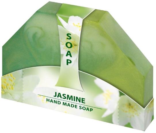 Biofresh Glycerínové mydlo jasmín ručne vyrabané 80g