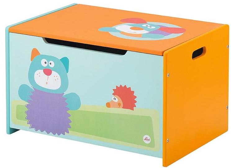 SEVI Box na hračky - Veselé zvieratká