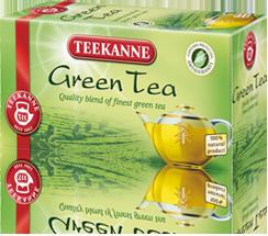 Teekanne Green Tea zelený čaj 20x1,75g