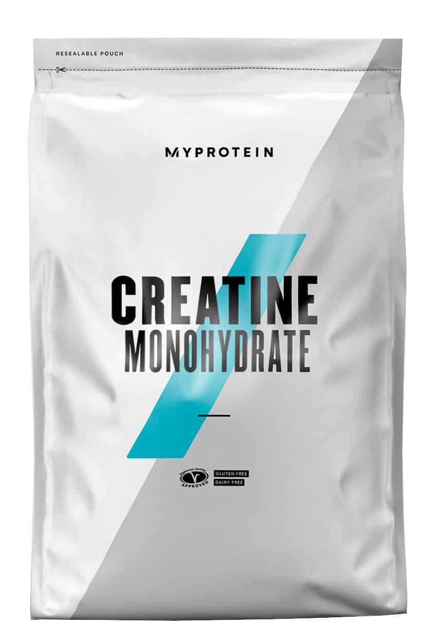 Myprotein Creatine Monohydrate bez příchutě 1000g