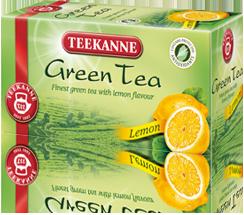 Teekanne Green Tea Citrón zelený čaj 20x1,75g