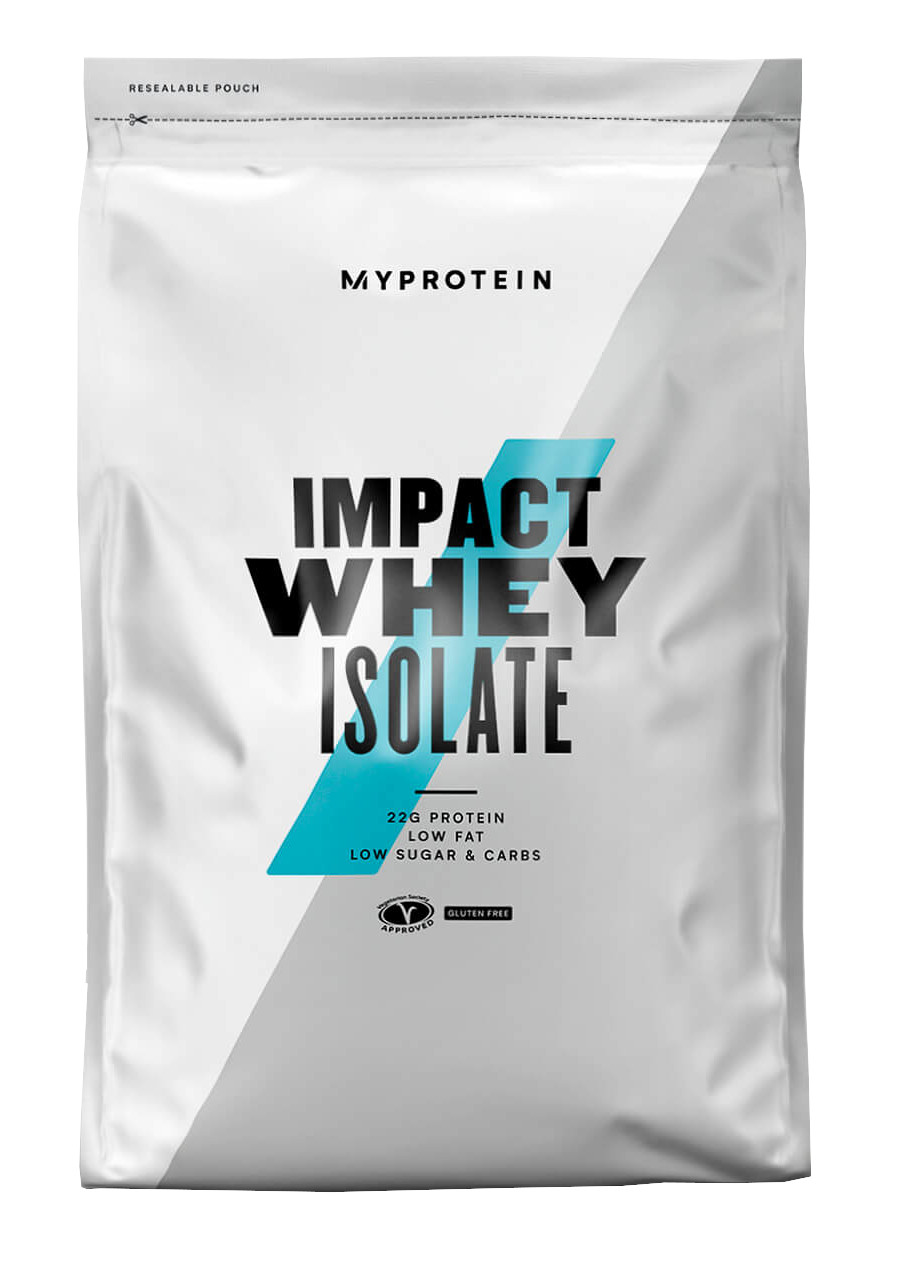 Myprotein Impact Whey Isolate Banán 1kg