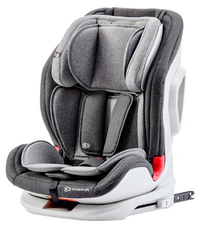 Autosedačka ONETO3 Isofix Black/Gray 9-36kg Kinderkraft 2019