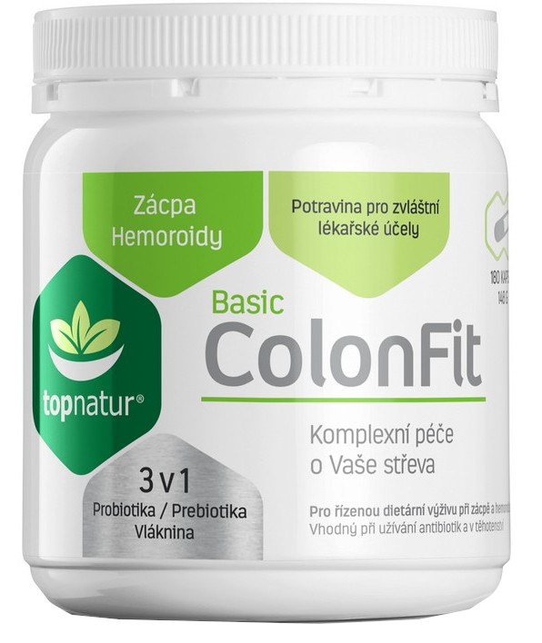 Topnatur Colon Fit Basic 180g