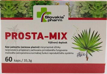 Slovakiapharm Prosta-Mix 60 kapsúl