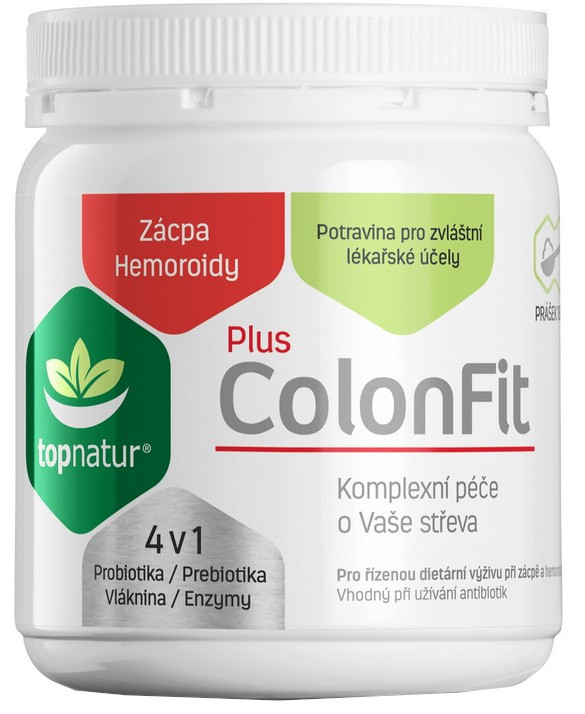 Topnatur Colon Fit Plus 180g