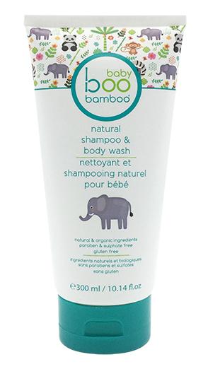 Detský šampón na vlasy a telo 300ml