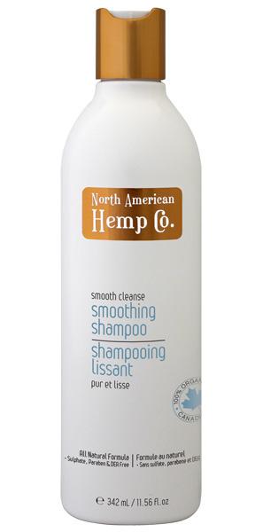 Vyhladzujúci konopný šampón 342ml