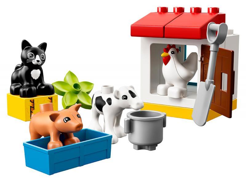 LEGO DUPLO Zvieratká z farmy