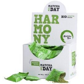 Matcha tea Bio Matcha tea Harmony 30x2g