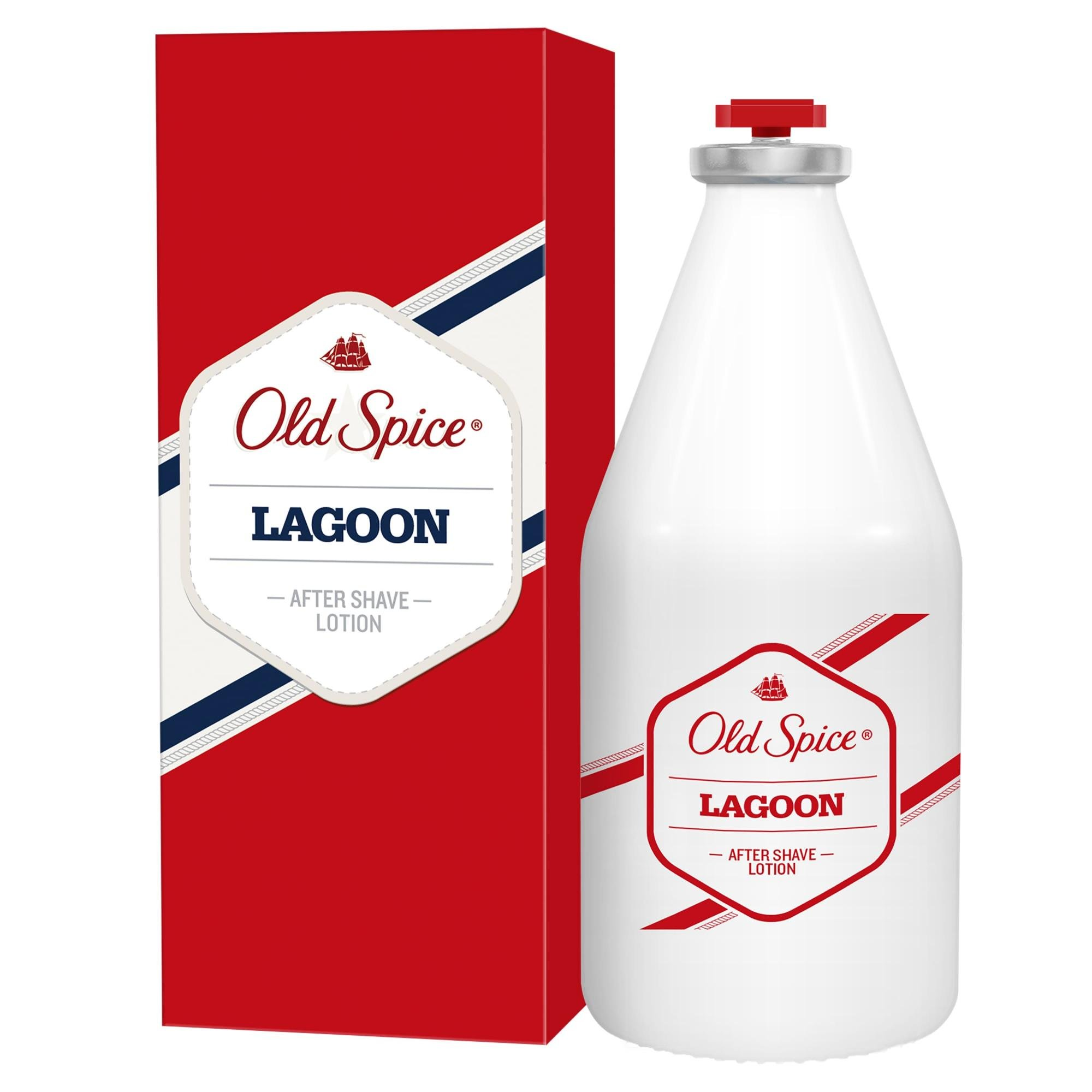 Old Spice Voda po holení Lagoon After Shave Lotion 100ml