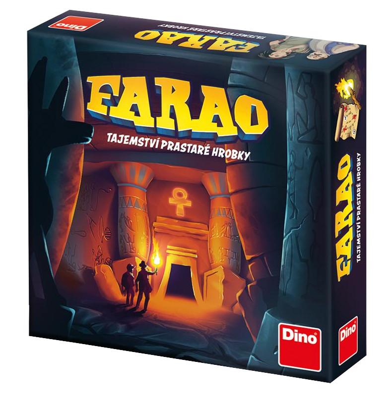 Dino Faraón-Tajomstvo prastarej hrobky hra