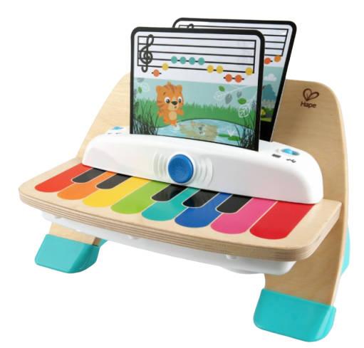 Hračka drevená hudobná klavír Magic Touch HAPE 12m+