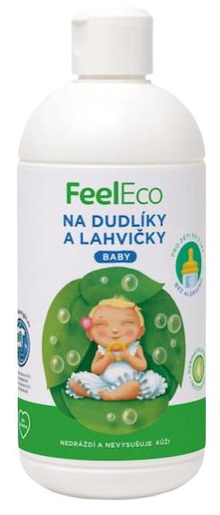 Feel Eco prostriedok na umývanie cumlíkov Baby 500ml