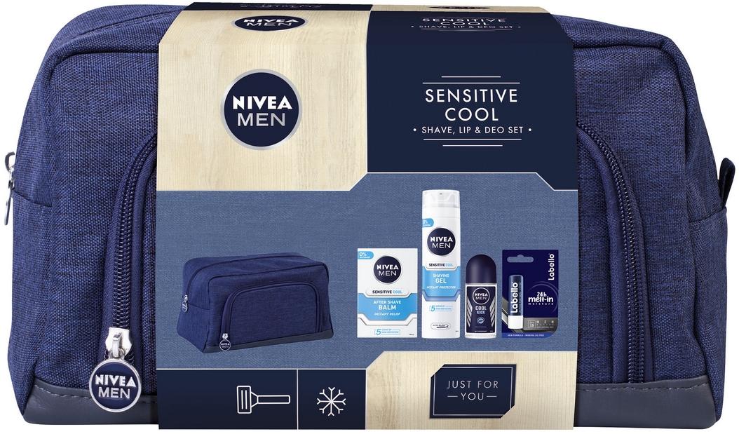 Nivea Men Sensitive Cool darčeková taška