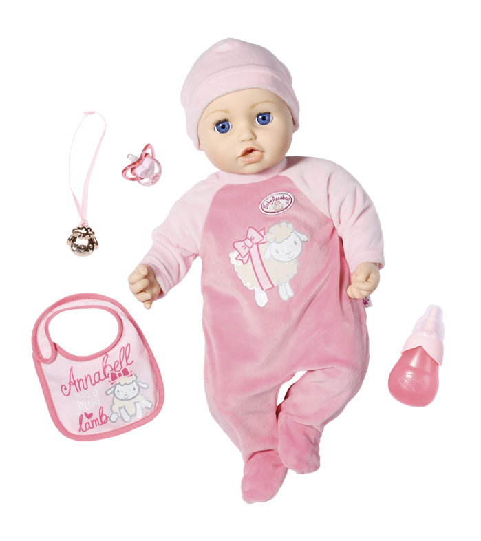 Zapf Baby Annabell Annabell 43 cm