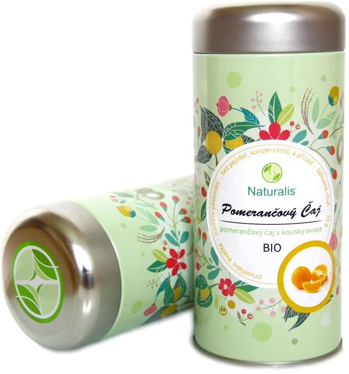 Naturalis Bio čaj pomarančový 70g