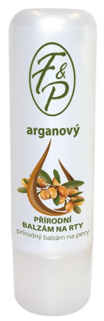 Prírodný balzam na pery Argan 4g