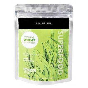 HEALTH LINK BIO Mladá pšenica v prášku 200g