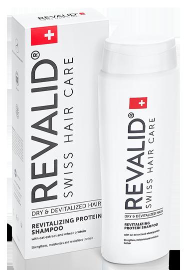 Revalid® SHAMPOO revitalizujúci šampón 250ml