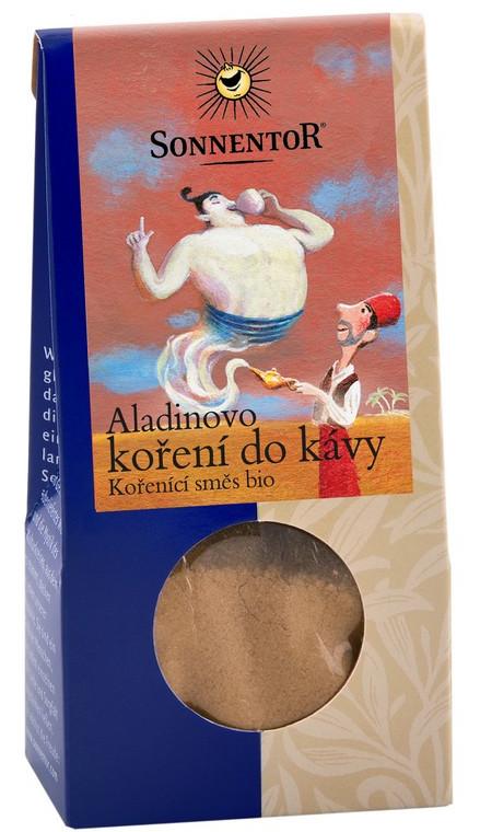 Sonnentor Bio Aladinovo korenie do kávy 25g