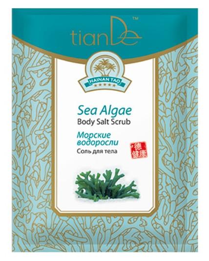 TianDe Telová soľ Morské riasy 60g