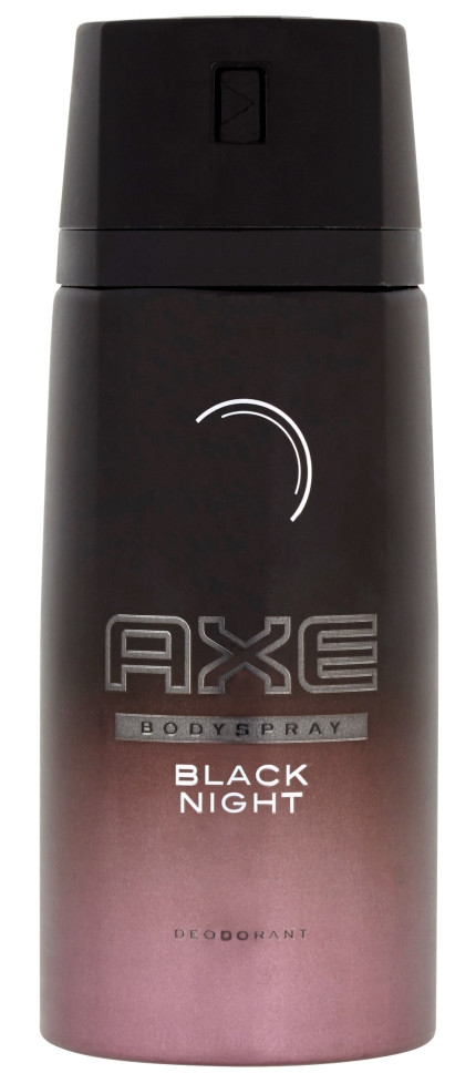 Axe Deodorant Black Night 150ml