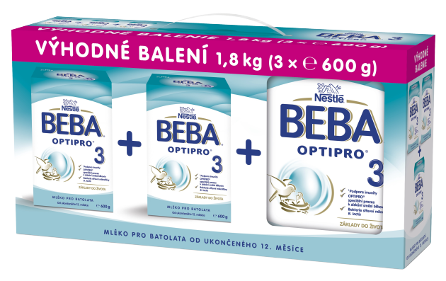 BEBA OPTIPRO 3 3x600G