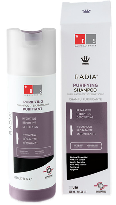 DS Laboratories Radia Šampon 205ml