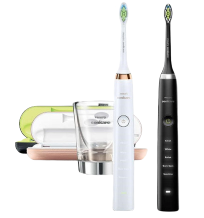 Philips Sonicare HX9392/39 DiamondClean Black/RoseGold (1+1Deal Pack) zubná kefka