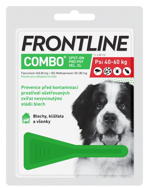 Frontline Combo Spot on Dog XL pipeta 4,02ml
