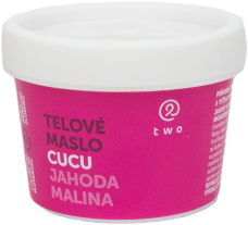 Two cosmetics CUCU telové maslo Two 100g