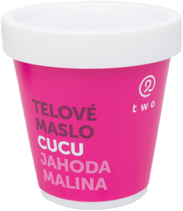 Two cosmetics CUCU telové maslo Two 200g