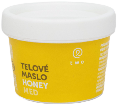 Two cosmetics HONEY telové maslo Two 100g