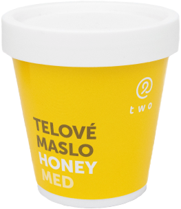 Two cosmetics HONEY telové maslo Two 200g