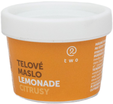 Two cosmetics LEMONADE telové maslo Two 100g