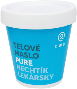 Two cosmetics PURE telové maslo Two 200g