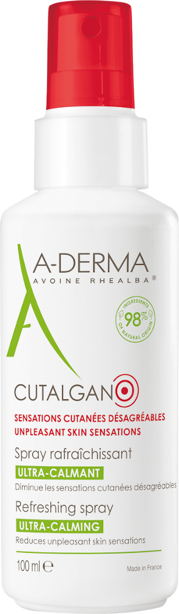 A-Derma Cutalgan Refreshing spray Ultra-upokojujúci 100ml
