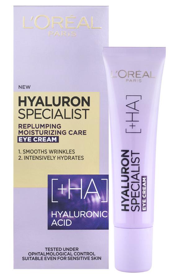 L´Oréal Paris Hyaluron Specialist očný krém 15ml