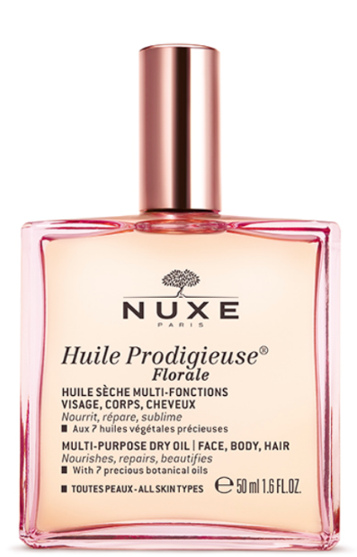 NUXE Suchý olej Huile Prodigieuse 2020 RED 100ml