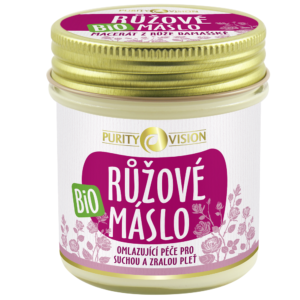 Purity Vision Bio Ružové maslo 120ml