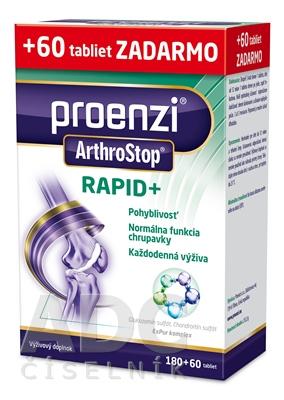 Proenzi Arthrostop Rapid Plus 180+60 tablet