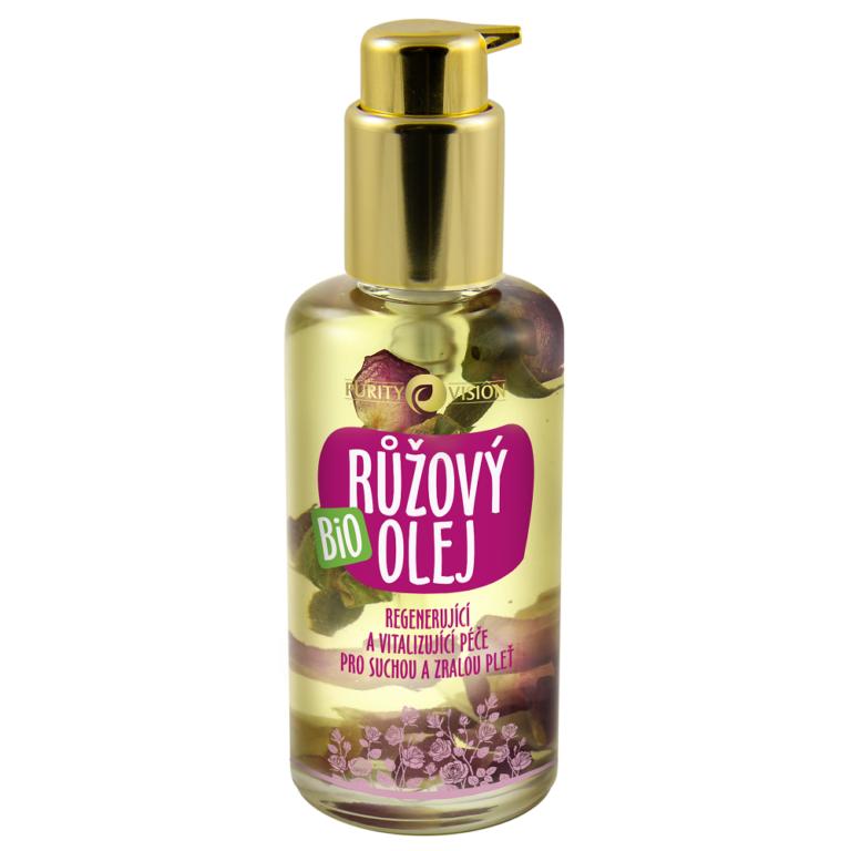 Purity Vision Bio Ružový olej 100ml
