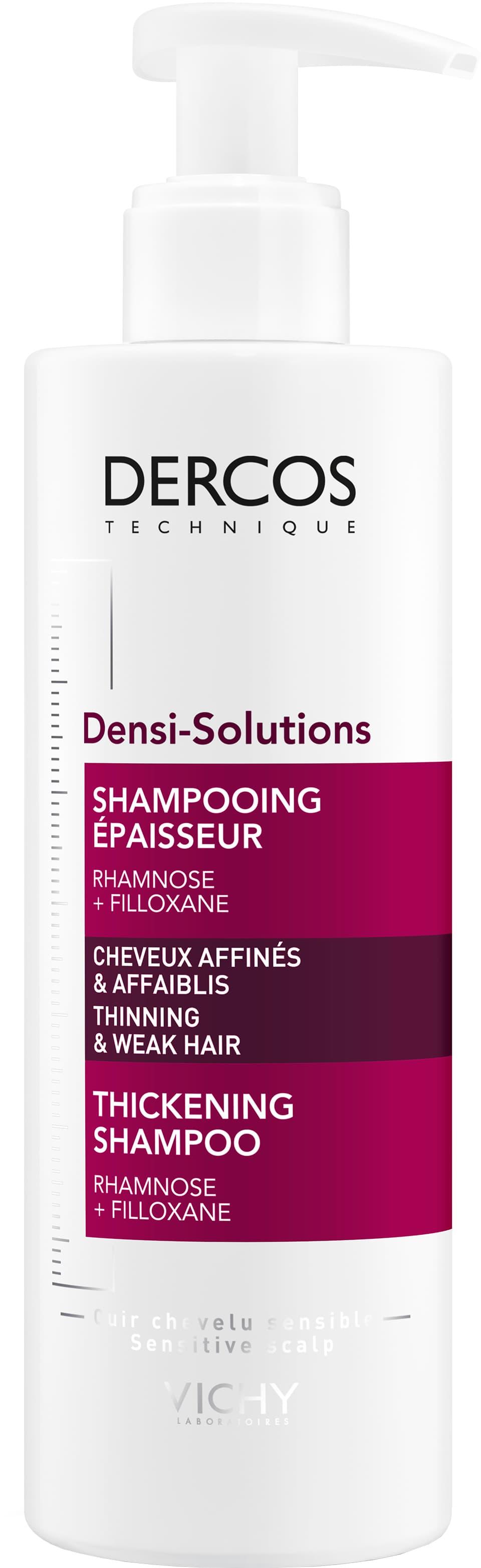 Vichy Dercos Densi-Solutions - Zhusťujúci šampón 250ml