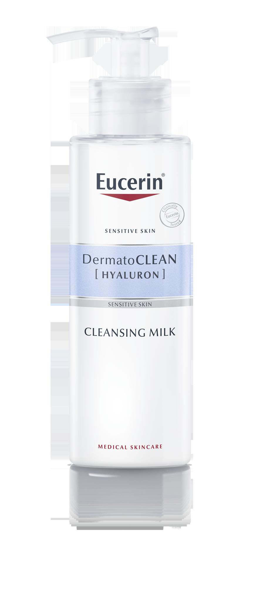 EUCERIN DermatoCLEAN čistiace mlieko 200ml