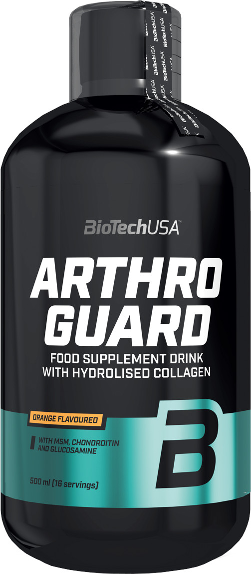 BiotechUSA Arthro Guard (Liquid) 500 ml pomaranč