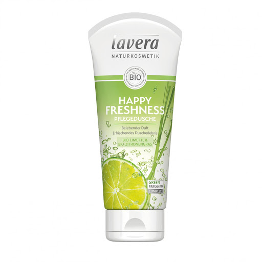 Lavera Sprchový gel Happy Freshness 200ml