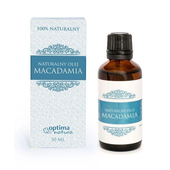 Optima Natura Prírodný olej, Makadamový,50ml