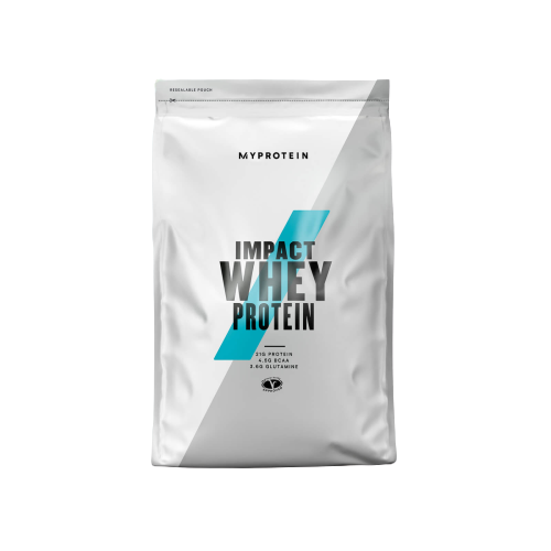 MyProtein Impact Whey Protein 2500g Káva s karamelem