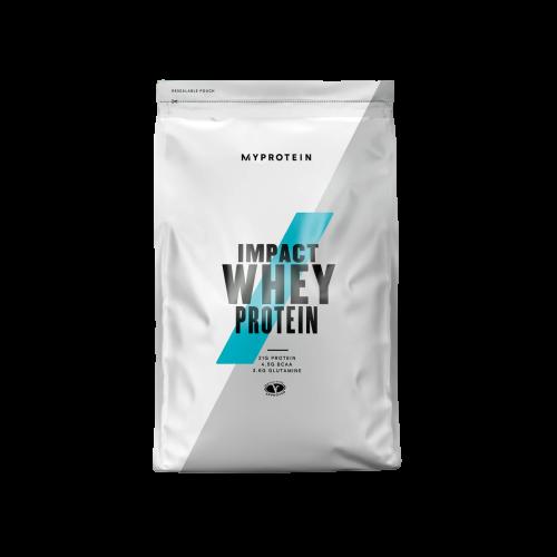 MyProtein Impact whey protein 1000g Vanilka/Stévie